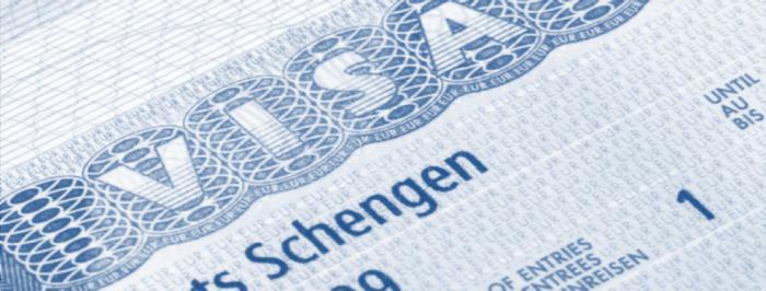 Doklady pro vízum do Řecka