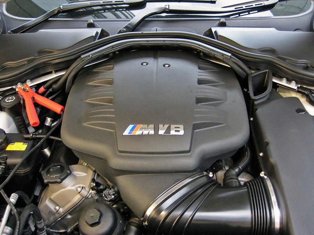 Motor pro BMW vůz