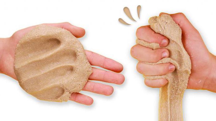 recensioni cinetiche di sabbia cosmica sulla sabbia