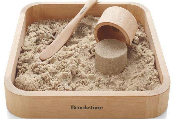 sabbia spaziale per le recensioni dei bambini