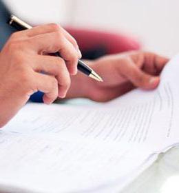 lettera di risoluzione del contratto di servizio campione