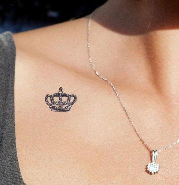 tetování s písmenem na paži