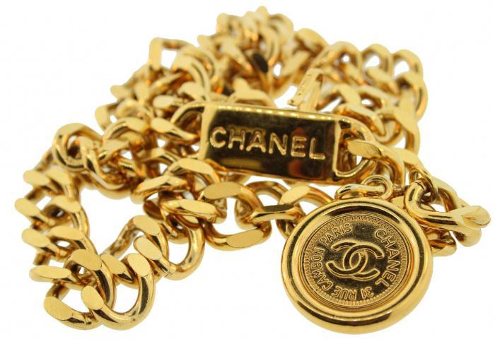 qual è il sogno di una catena d'oro