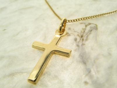 qual è il sogno di una catena d'oro con una croce
