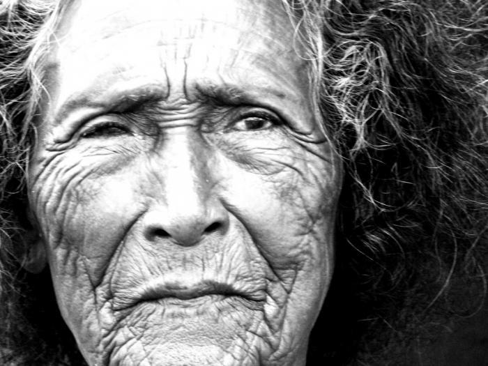 qual è la morte di una nonna morente