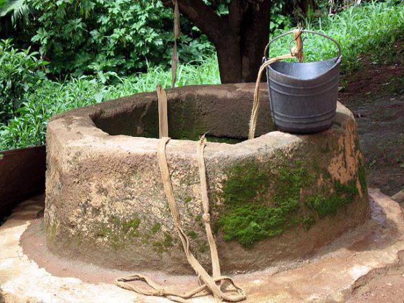 izkopajte vodnjak