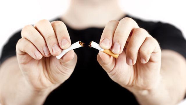 je možné přestat kouřit během těhotenství