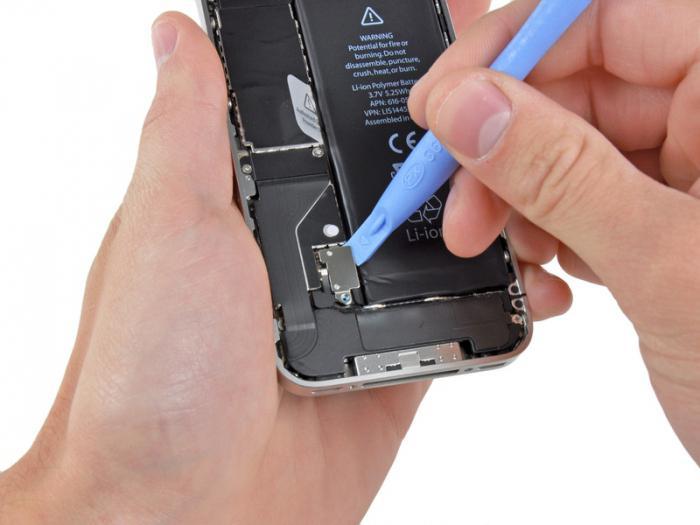 iPhone 4 sta bruciando una mela non si accende