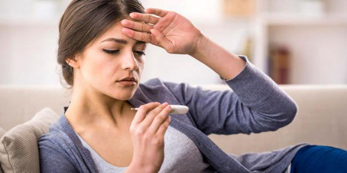 leki przeciwgorączkowe w wysokiej temperaturze