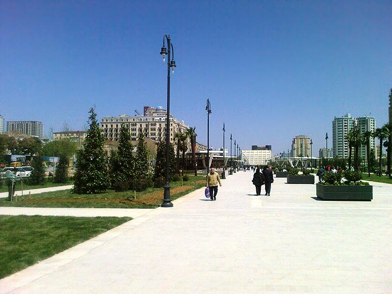 Bulevar u Bakuu