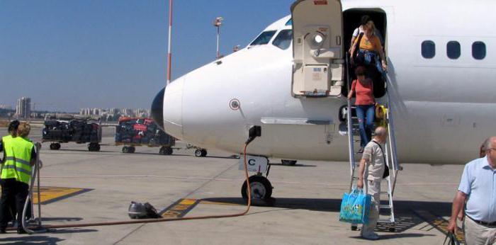 Путнички ваздушни транспорт