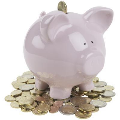 peníze na běžném účtu