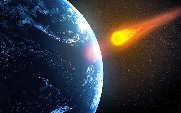 Movimento della cometa