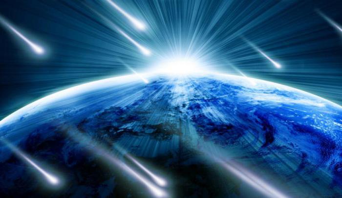 Valore di meteoriti comete asteroidi
