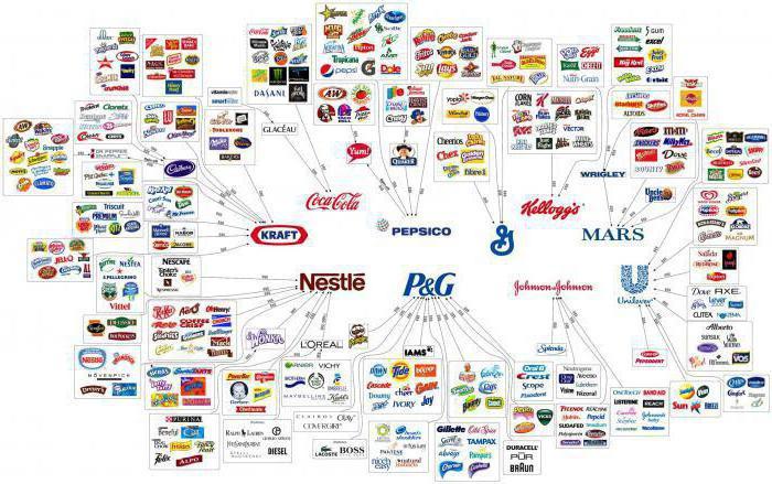 što transnacionalne korporacije imaju