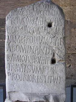 elenco delle lingue morte