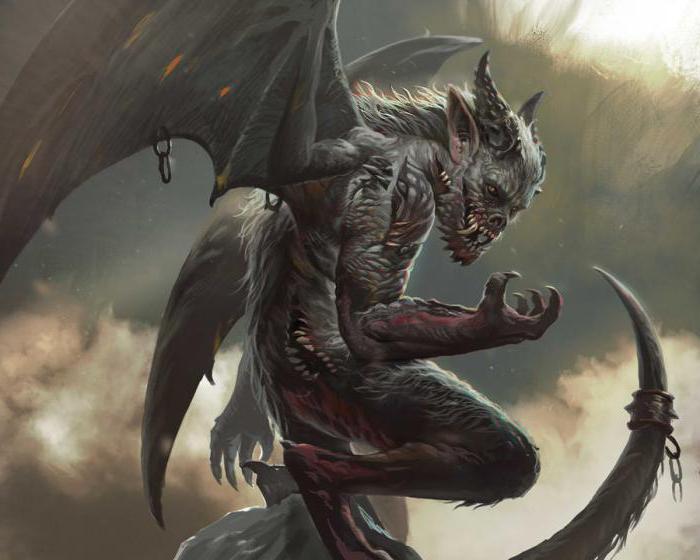 significato di demone e interpretazione della parola