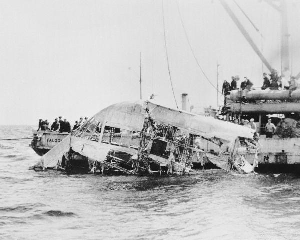 letalska nesreča