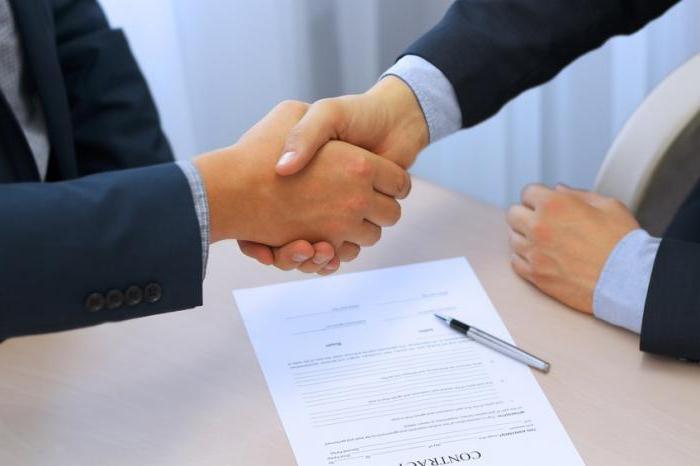 esempio di contratto di servizio