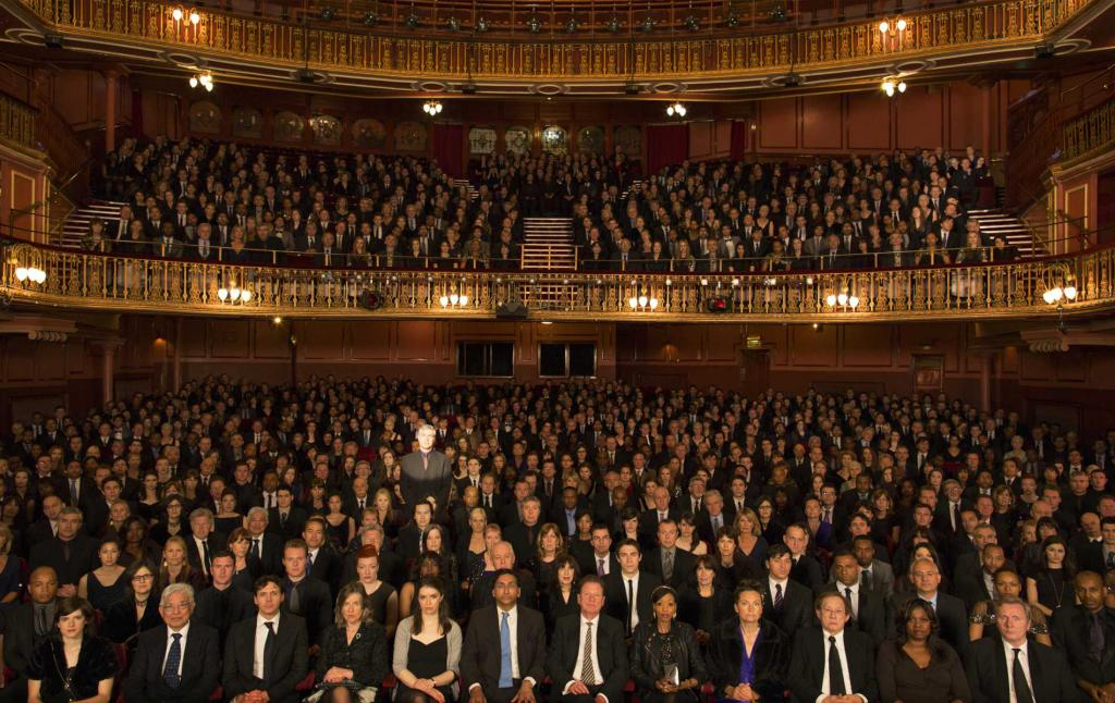 Full house nel teatro