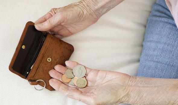 somma forfettaria dalla pensione finanziata
