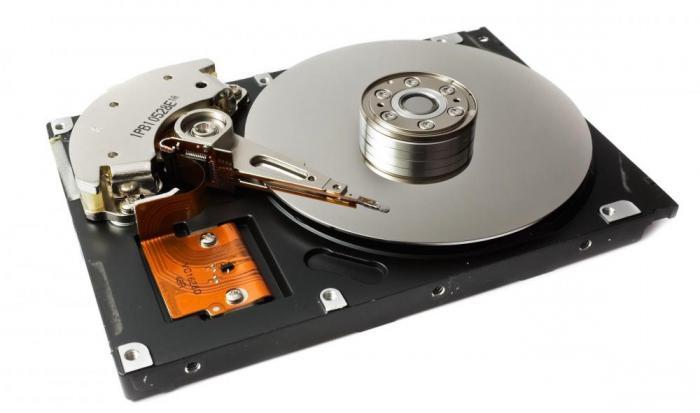 Какво е твърд диск в компютъра?