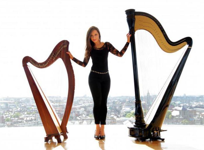 Fotografija s harfe