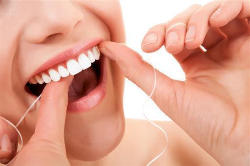 здрави зуб мудрости