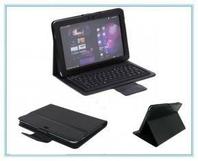 komputer typu tablet z klawiaturą