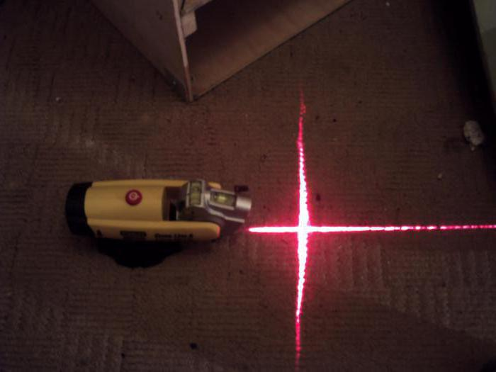 righello laser