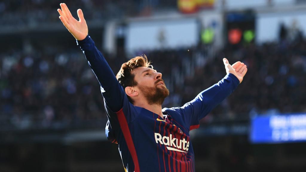 Lionel Messi non è solo un maestro dello sport, ma una leggenda