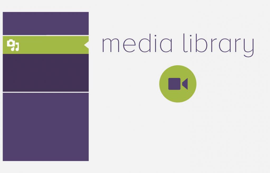 Zjednodušený pohled na digitální knihovnu