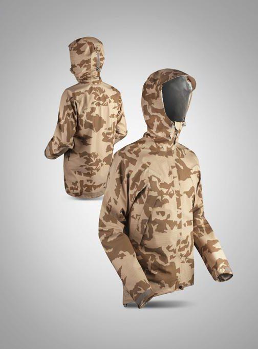 membrana per abbigliamento invernale per bambini