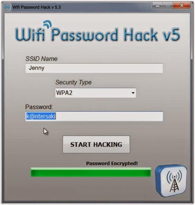 Password hacker di reti wireless