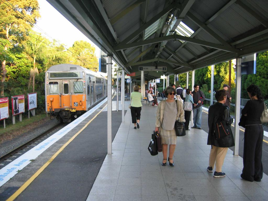 Piattaforma ferroviaria