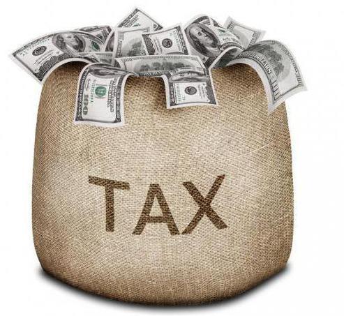 Regresivní daňový příklad