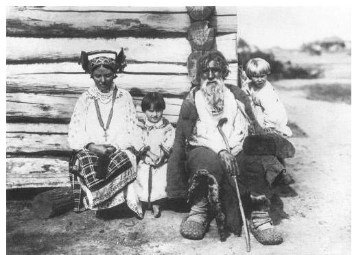 Руски селяни