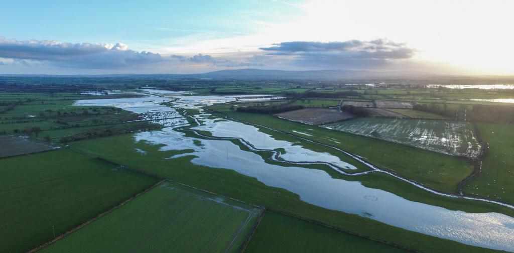 Шта је поплавно подручје у географији