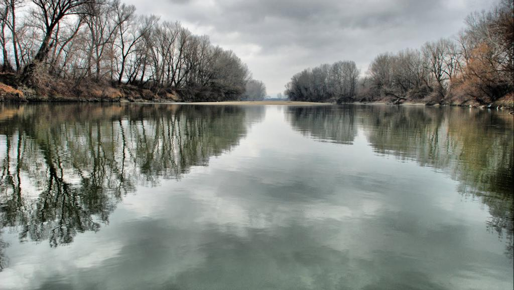 Rzeka Prut, Ukraina