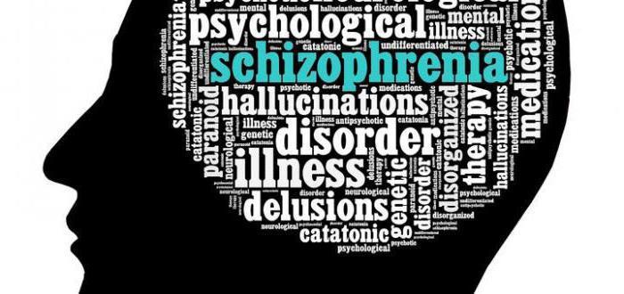 који је шизофреник