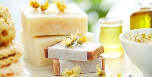 база за сапун
