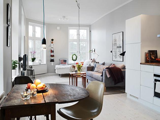 dizajn studio apartmana
