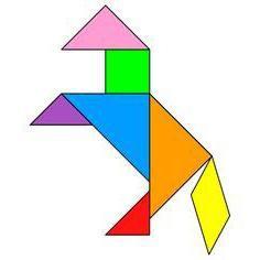 gioco tangram