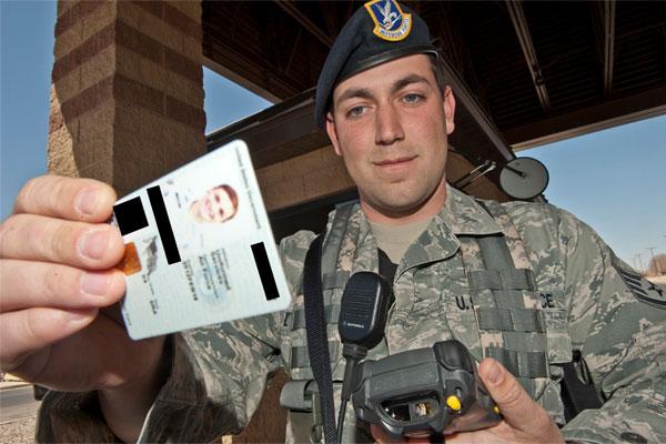 Biglietto militare