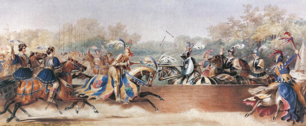 историја витешких турнира
