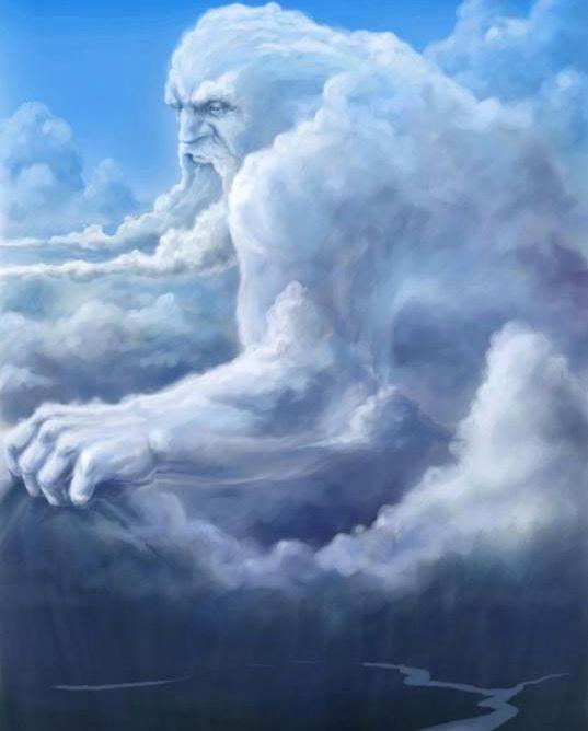 Slovanské větrné bouřko