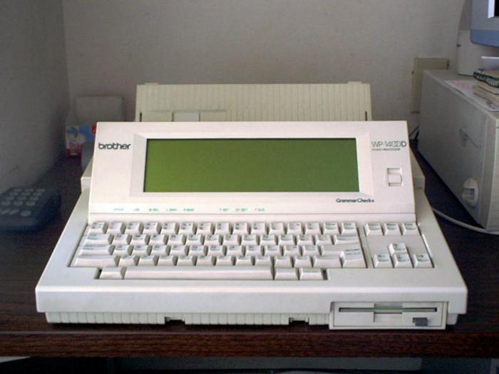 editor di testo e word processor