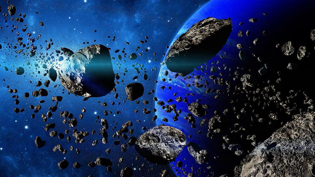 Как да формулираш в собствените си думи какво е астероид?