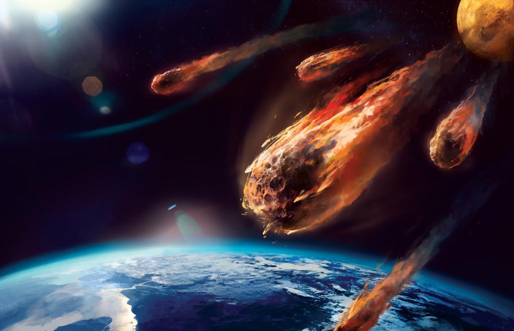 Небесни астероиди