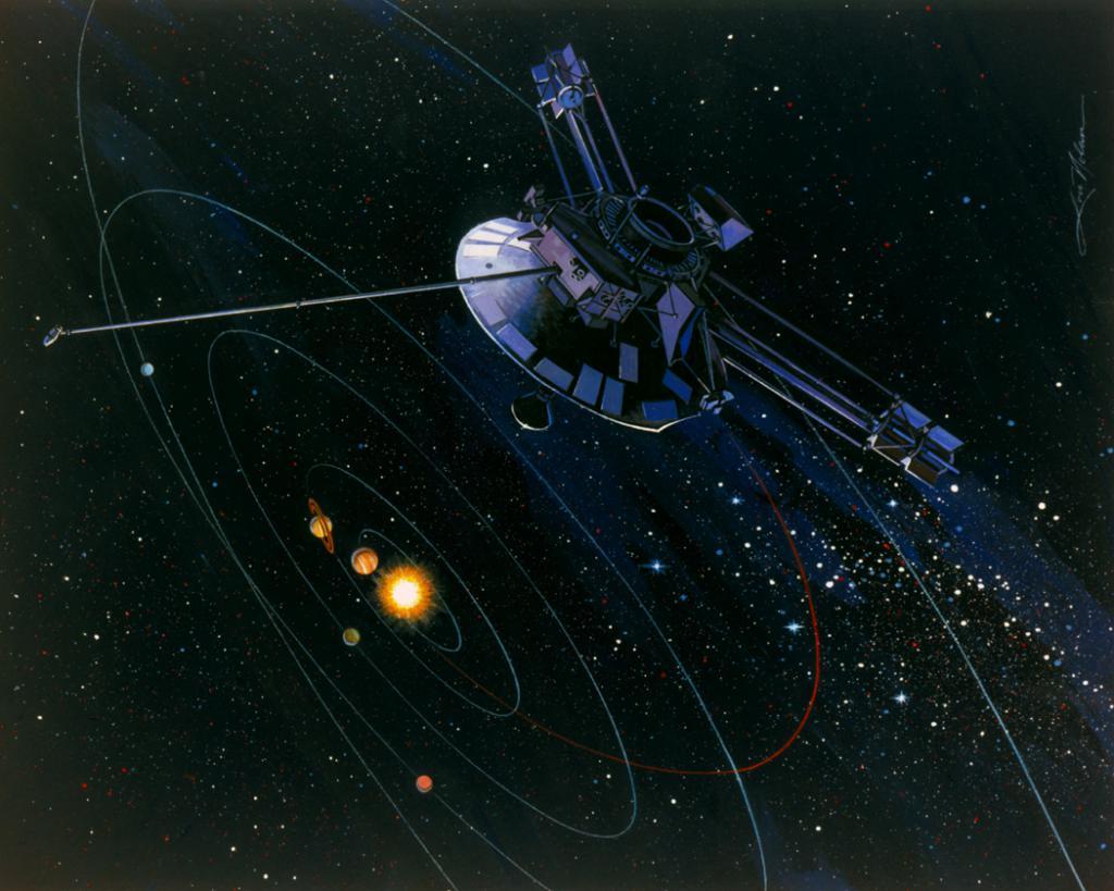 Свемирска сонда Пионеер